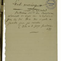 F. 2r. Gráfico poético
